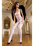 Mesh halter bodystocking